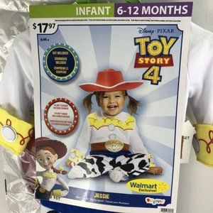 Toy Story Infant Jessie Costume